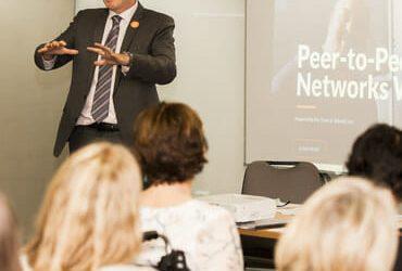 Peer-to-Peer Networks WA Website – Now Live!