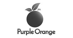 Image description: Purple Orange logo