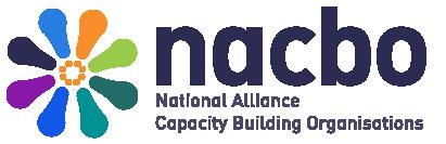 Image description: NACBO logo