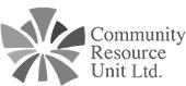 Image description: Community Resource Unit Ltd. logo