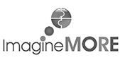 Image description: Imagine More logo